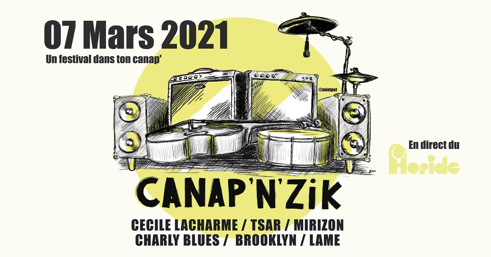 Canap'N'Zik