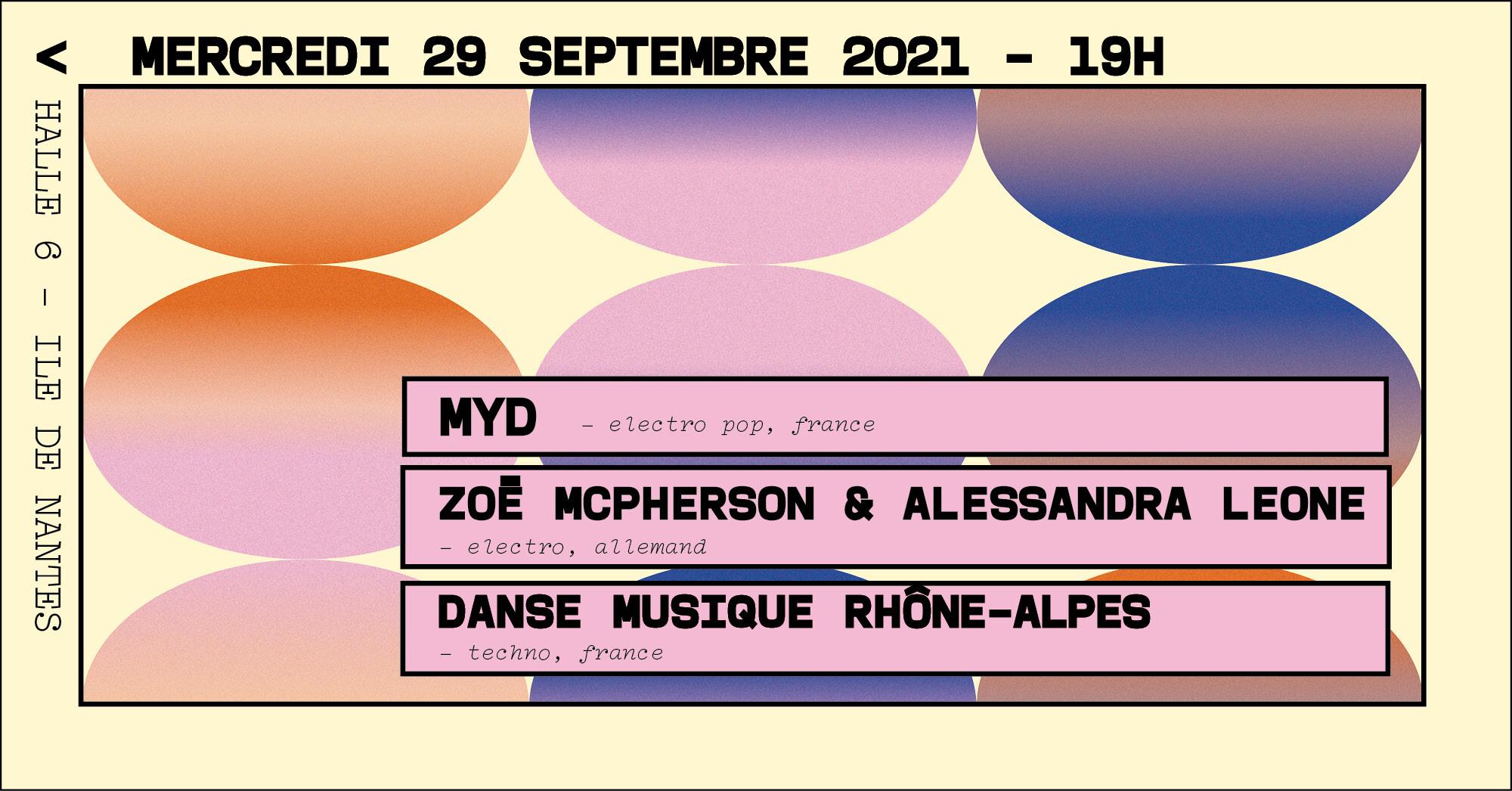 MYD, Zoë McPherson & Alessandra Leone, D.M.R.A