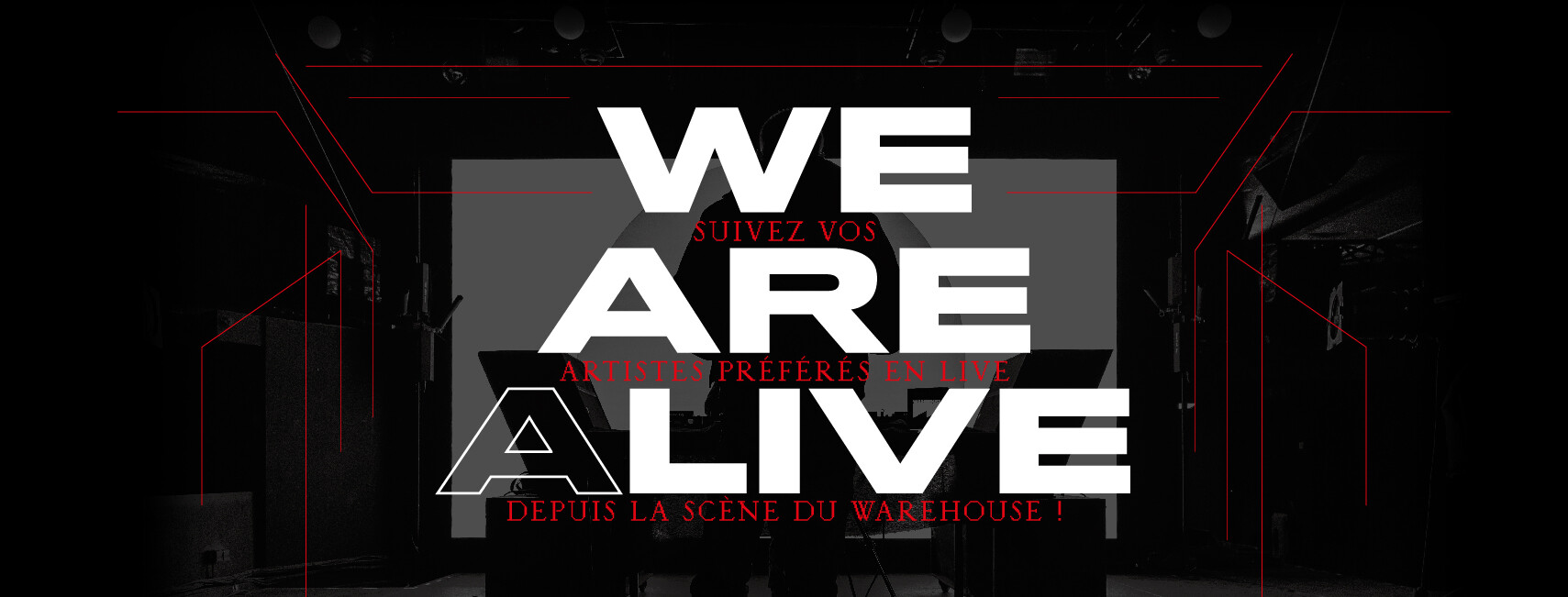 WE ARE A-LIVE