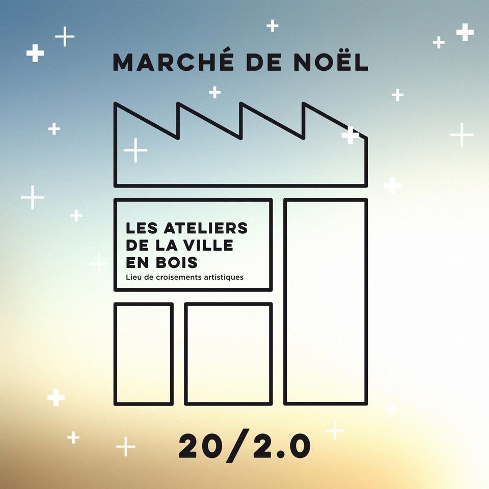 Marché de Noël virtuel 2.0