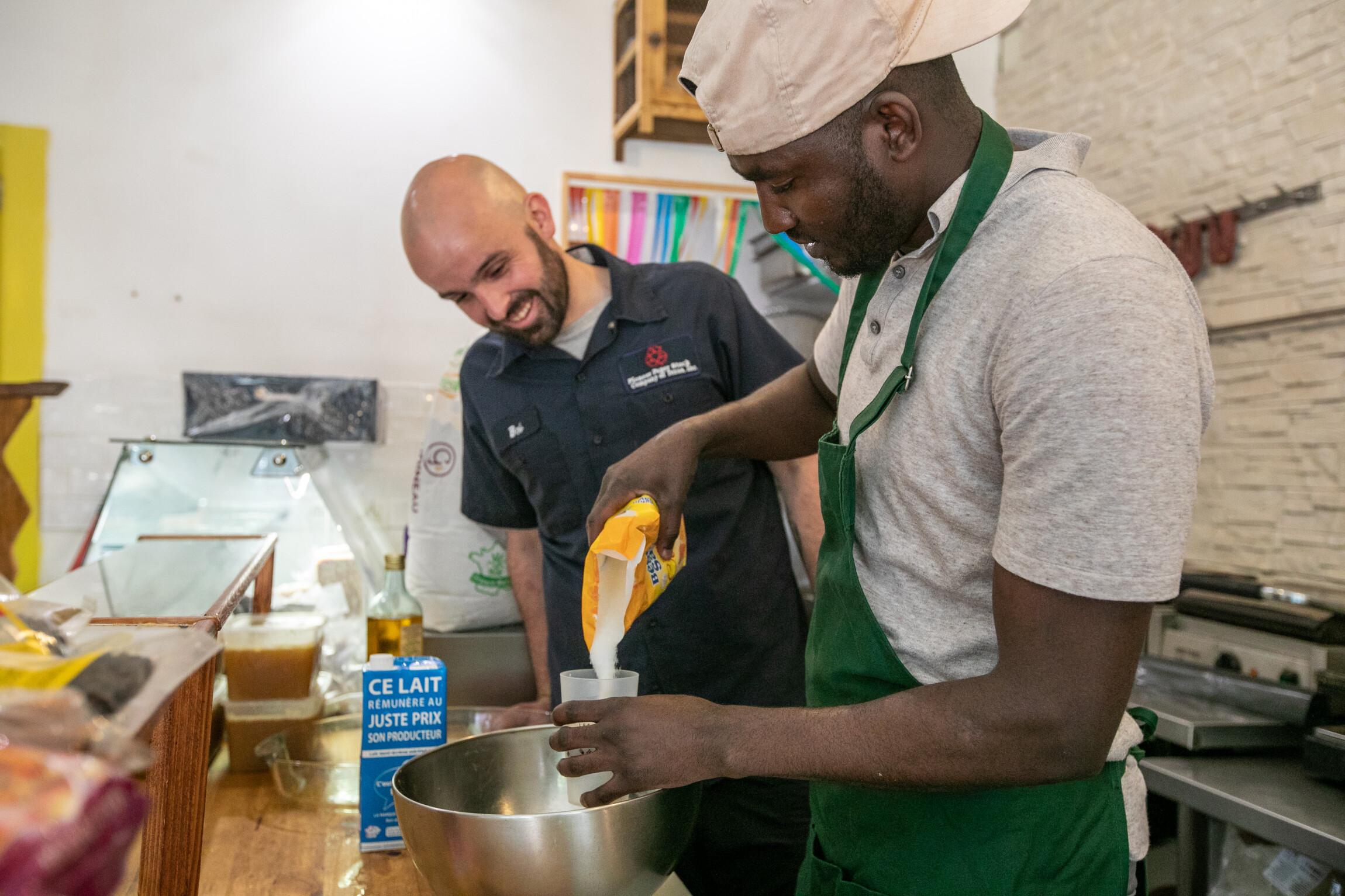 [CUISINE] Refugee Food Festival, des chef⸱fe⸱s réfugié⸱e⸱s pour satisfaire vos papilles