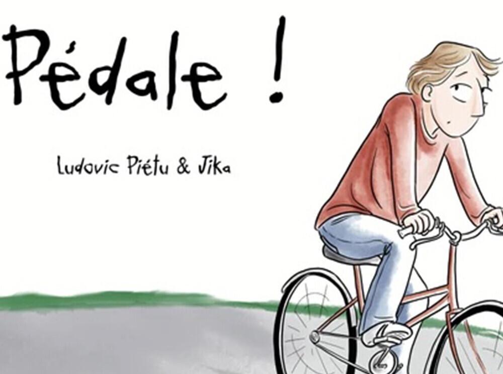 [BD]  Rencontre avec Ludovic Piétu, co-créateur du roman graphique Pédale !