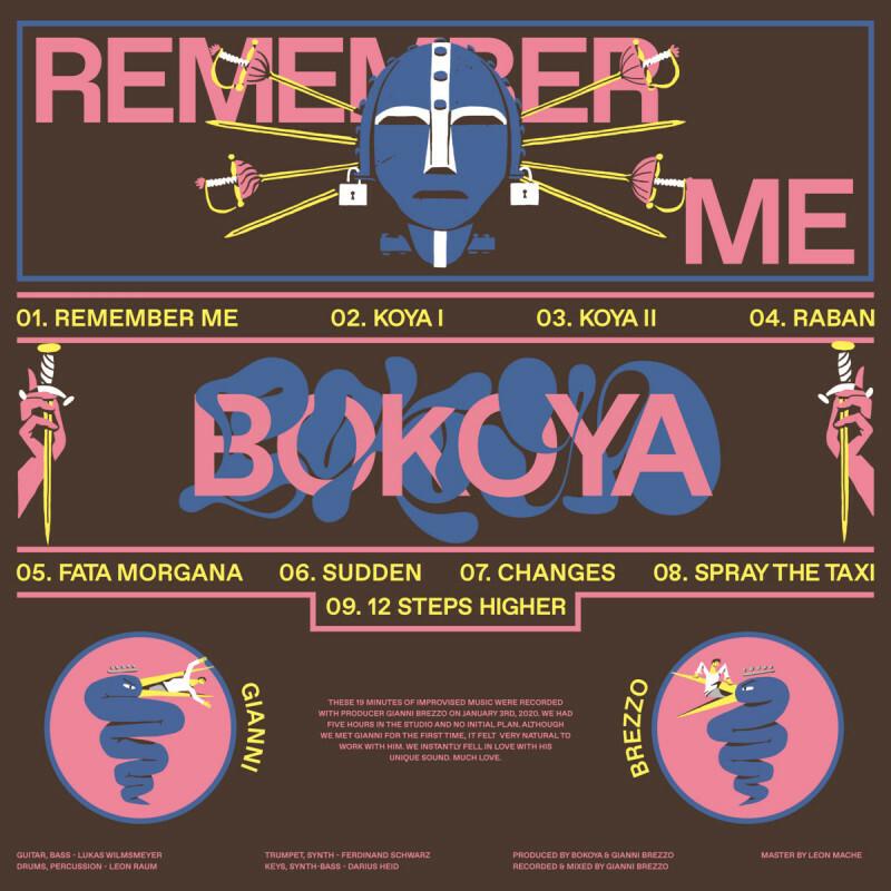 Bokoya- Remember Me