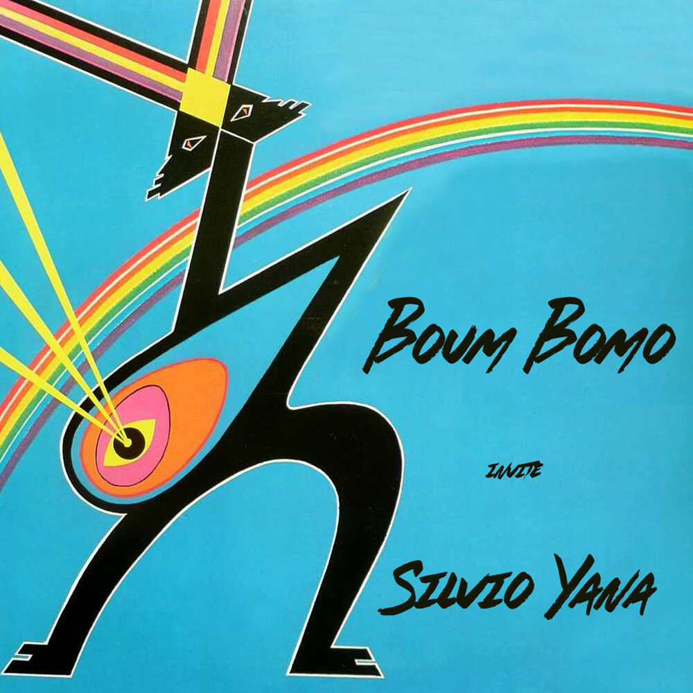 Boum Bomo #206 - Silvio Yana