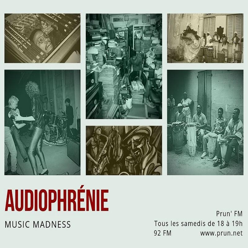 Audiophrénie