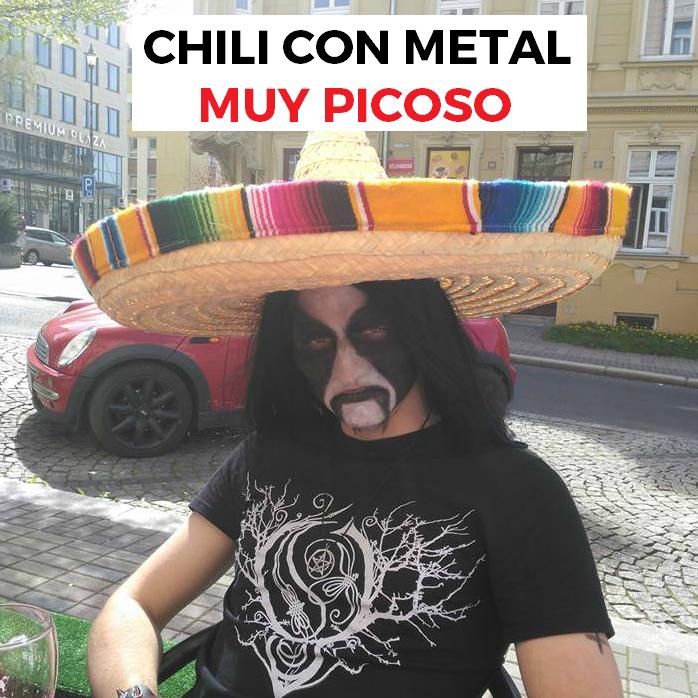 Episode 69 // Chili muy picoso