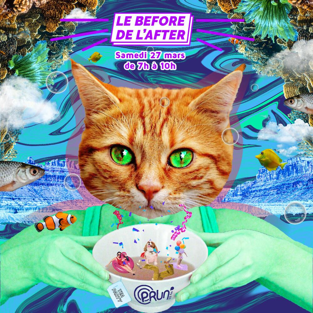 Le Before de l'After | YoHooo • Chantale • Naseem Bei • Lionel Josepa