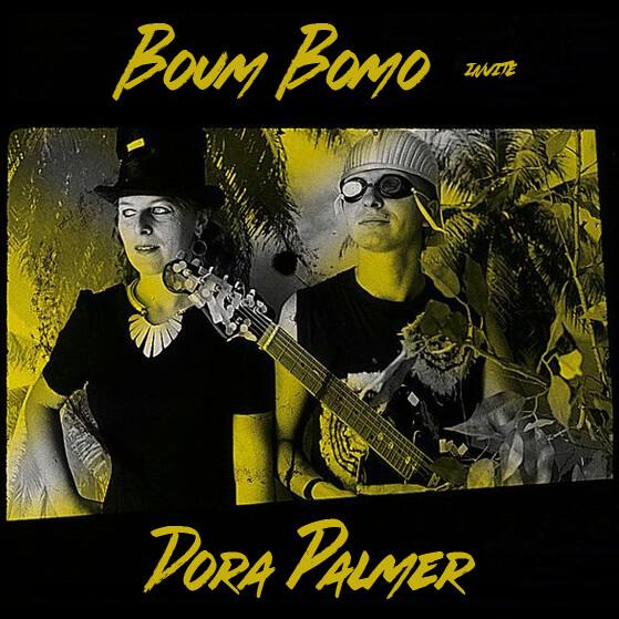Boum Bomo #198 - Carte Blanche Gritz w/ Dora Palmer