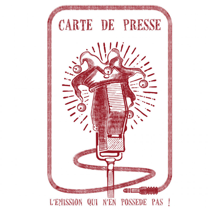 Carte de Presse SVP