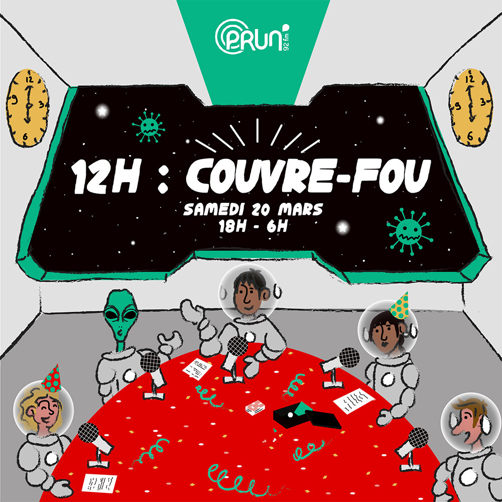 12h : Couvre-Fou !