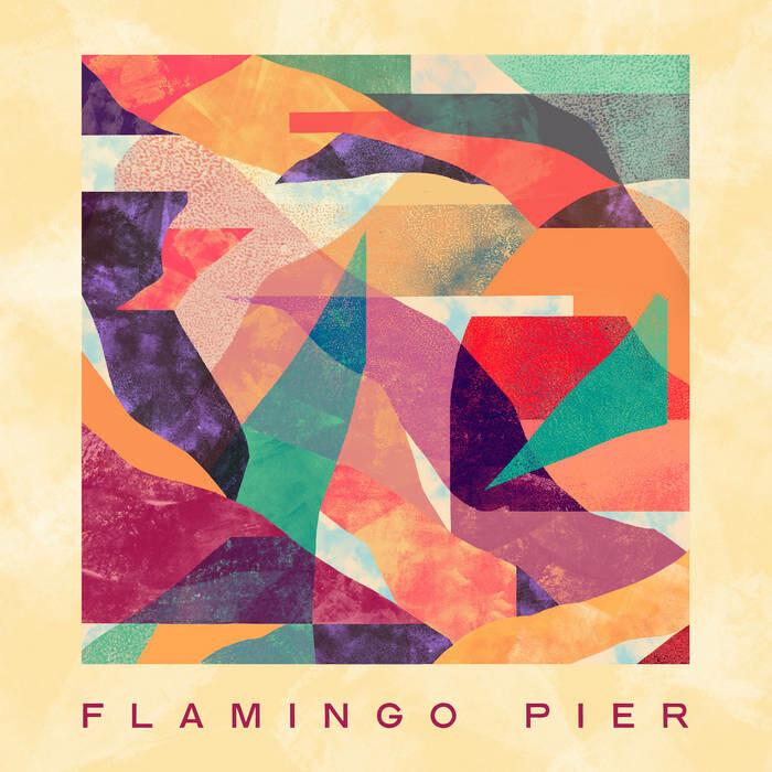 Flamingo Pier- Cosmic Sunset