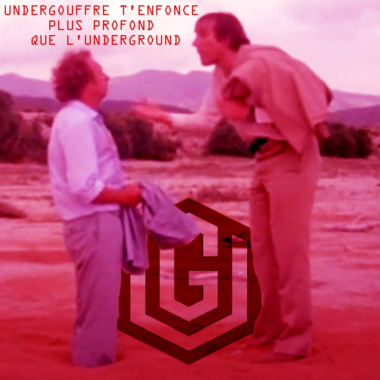 UNDERGOUFFRE S6E7 hosted by Pierre Richard